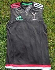 HARLEQUINS FOOTBALL CLUB Rugby Trikot Jersey ADIDAS Herren/Men Größe XS-XXL Tank