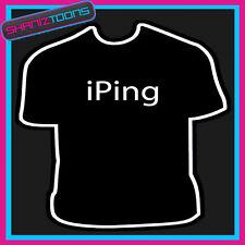 Me Ping Ping Pong Funny lema Camiseta