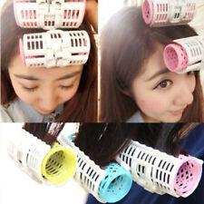 3pcs Double-deck Roller Hair Curler Clip Hair Salon DIY Clamps Hairdressing tool