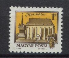 Hungría 1972-89 Sg # 2741 1fo definitivo opiniones Mnh