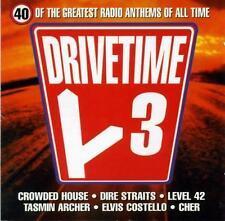 Various Artists - Drive Time 3 (1995) 2 DISC CD ALBUM