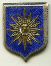 Insigne cavalerie , 7 Cuirassiers
