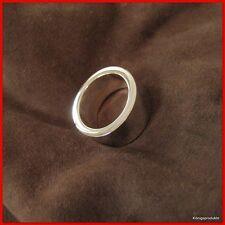 Massiver Silberring, 925 Silber, 10mm Breit, 2,5mm Stark. Gr. wählbar, SR-10_2.5