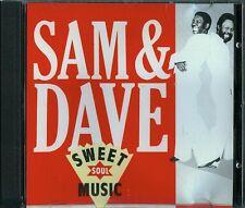 Sam & Dave CD SWEET Soul Music (C) USA 1987/NEAR MINT