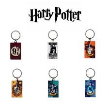 Harry Potter Key Ring PLATFORM 9 3/4 UNDESIRABLE NO1 GRYFFINDOR SLYTHERIN