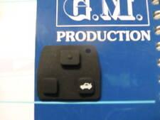 Buttons replacement key remote control TOYOTA YARIS AVENSIS RAV4 RAV 4 COROLLA