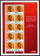 2008 Beijing Olympic Gold Medallists - Ken Wallace Canoe/Kayak: Men's K-1 500m