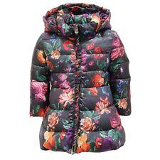 1271V piumino bimba BABY A. fiori multicolor jacket kid