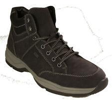 RIEKER Schuhe Trekking Winter Boots Stiefeletten schwarz  Lammwolle NEU Super