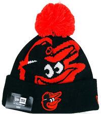 NEW Era Woven Biggie Yankees Reds Pirates Orioles MLB Beanie Berretto