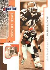 2001 Fleer Game Time Football Card Pick