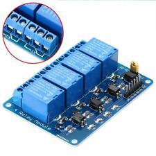 5V 1/2/4/6/8 Channel Relais-Brett-Modul Optokoppler LED für PIC-ARM AVR