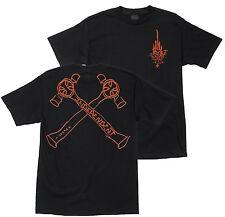 INDEPENDENT Truck-Jason Jessee-Skateboard TEE SHIRT-T-Shirt-Nero