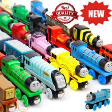 Wooden Thomas and Friends Anime Railway Trains/Thomas Trains Model Edw