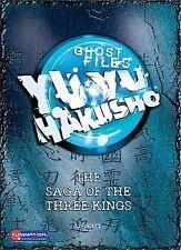 Yu Yu Hakusho: Saga of the Three Kings - Box Set (DVD, 2006, 6-Disc, Unedited)