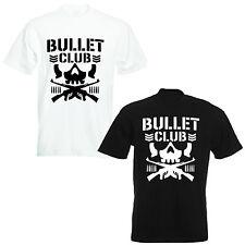 Bullet CLUB NEW Japan PRO WRESTLING T SHIRT TOP 2016