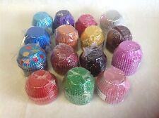 Ahorrador De Precios * Pack De 100 * Lámina Bollo / Hada Pastel Tamaño Pastel casos -15 Dif Colores