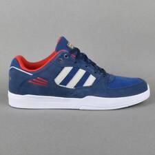 brand new e2681 bcf13 Adidas Skateboarding Tribute ADV Navy Blue Mens Trainers Shoes UK  6.5910.5