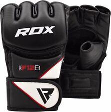 RDX Boxing MMA Gloves Grappling Fight UFC Punching Bag Kick Muay Thai CA