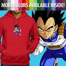 Anime Vegeta Saiyan Prince Anime Pullover Sweatshirt Hoodie Sweater