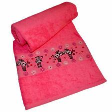 Dyckhoff Kinderfrottierserie Kuh pink Handtuch Duschtuch Gästetuch Waschlappen