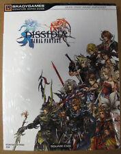 Guida Strategica Ufficiale - Dissidia - Final Fantasy