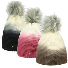 Damen Mütze Beanie Strickmütze Wintermütze Warm Bommelmütze Winter Cap