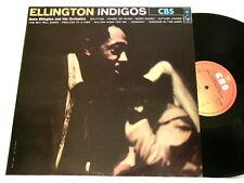 DUKE ELLINGTON Indigos Paul Gonsalves Shorty Baker Ray Nance CBS France LP