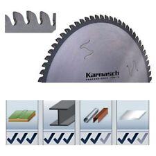 Karnasch HM bestücktes Kreissägeblatt für Sandwich Baustahl DRY-Cutter 136-500mm