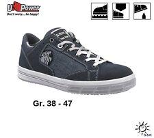 Upower Sneaker Sicherheitsschuhe S1P - atmungsaktiv , leicht & bequem