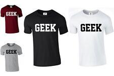 GEEK drôle Génie ordinateur Dope Swag Unisexe haut t-shirt cadeau t shirt ( , )