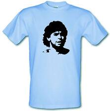 Diego Maradona Argentina de culto de la leyenda del fútbol Gildan Pesado En Algodón