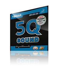 Tibhar 5Q Sound  Tischtennis-Belag Tischtennisbelag