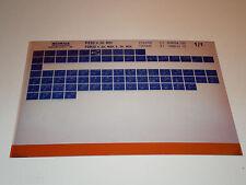 Microfich Ersatzteilkatalog Honda PX 50 / PXR 50 Typ AB06-S Stand 01/1989