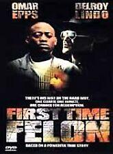 Action/Adventure-First Time Felon Dvd