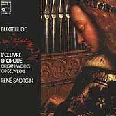 Buxtehude: L'Oeuvre d'Orgue / Rene Saorgin NEW 5-CD Box Set Complete Organ Works