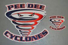 CHOICE: Pee Dee Cyclones SPHL Throwback Minor League Hockey Jersey Jacket Patch