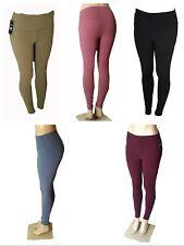 Womens High Waist Yoga Pants Seamless Leggings Gym Fitness Stretch Activewear