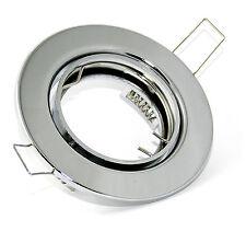 Plafonnier spots 230 V SMD-DEL 5 W = 50 W Installation Hochvolt pivotant k9222 Tom