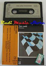 MC THE CARS Panorama 1980 ELEKTRA GERMANY K 452 240 WE 451 no cd lp dvd vhs
