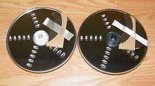 Kenwood Disc Blade Cut fein at264 at284 Prospero km283 km240 km260 km280 * lesen *