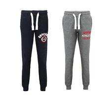 SUPERDRY Men's SD Applique Slim Jogger Sweat Pants Jogging Casual Trousers