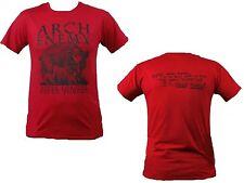 Arch Enemy - Wolf - red - T-Shirt - Größe Size S - M - L - XL - XXL