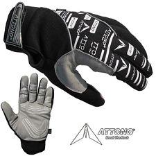 Mountainbike Handschuhe Gel Fahrrad BMX Downhill Fahrradhandschuhe von ATTONO®