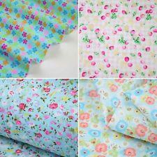 Quilting Dress-making 100% Cotton Craft Fabric per meter super-width
