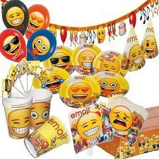 Tortenaufleger Geburtstag Party Tortenbild Fondant Oblate Smileys  P10