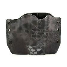 OWB Kydex Gun Holsters, Kryptek Typhon for Glock Handguns