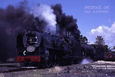 PHOTO South African Railways SAR 16E 4-6-2s Kimberley-De Aar Route N.Cape 328409