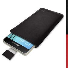 Étui en cuir peau de cas pour Samsung Galaxy A5 SM-A510 (2016) couvrent la tirette