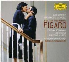 Mozart: Le Nozze di Figaro [Highlights] (CD, Jun-2007, Deutsche Grammophon)